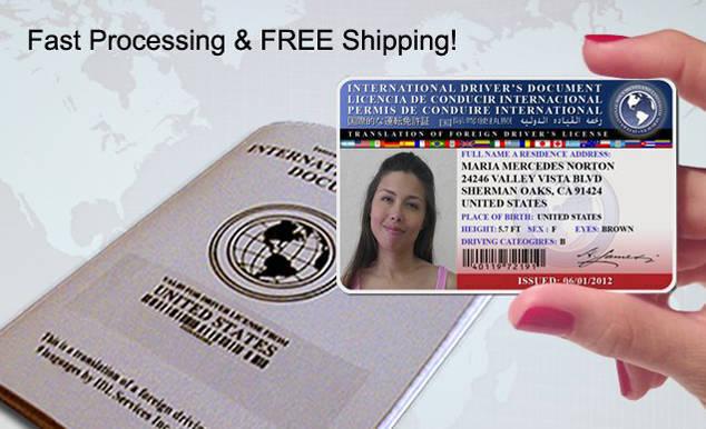 Thủ tục đổi bằng lái xe quốc tế tại Hải Phòng