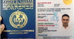 Nơi đổi bằng lái xe Quốc Tế tại Đà Nẵng