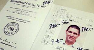 Bằng lái xe quốc tế tại Việt Nam