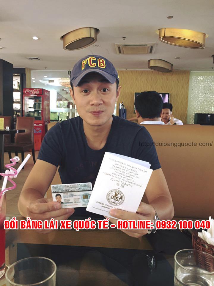Chuyển đổi bằng lái xe ô tô quốc tế tại Lâm Đồng - Hotline: 0932 100 040