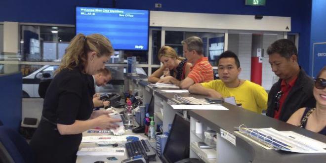 Hướng dẫn thủ tục đổi bằng lái xe quốc tế qua mạng