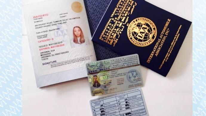 Hướng dẫn chuyển đổi bằng lái xe quốc tế tại Quảng Ninh qua mạng