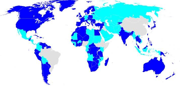 Đổi bằng lái xe quốc tế tại Việt Nam