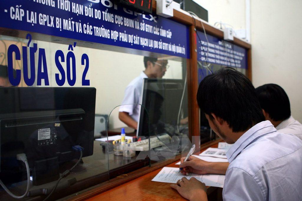 Hướng dẫn thủ tục đổi bằng lái xe quốc tế tại Lạng Sơn - Hotline: 0932 100 040