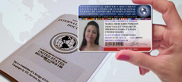 Hướng dẫn thủ tục cấp đổi bằng lái xe quốc tế online tại Thái Nguyên