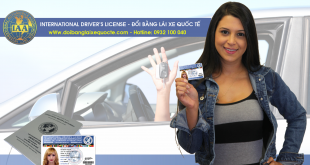 Đổi bằng lái xe Ô tô quốc tế