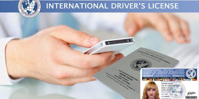 Hướng dẫn cấp đổi bằng lái xe quốc tế tại Vĩnh Phúc online - Điện thoại: 0932 100 040