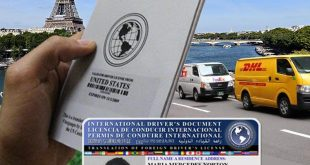Đổi bằng lái xe quốc tế Mỹ