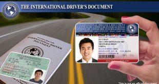 Đổi bằng lái xe quốc tế ở đâu TPHCM - Liên hệ: Hotline/ Zalo/ Viber: 0932 100 040