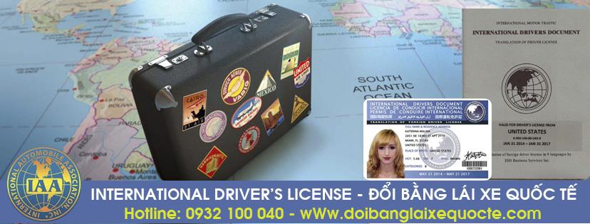 Hướng dẫn chuyển đổi bằng lái xe quốc tế tại Đắk Lắk - Liên hệ: Hotline/ Zalo/ Viber: 0932 100 040