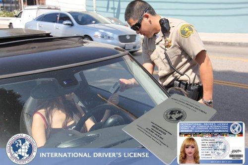 Nhận cấp đổi bằng lái xe quốc tế tại Hậu Giang qua mạng - Hotline: 0932 100 040