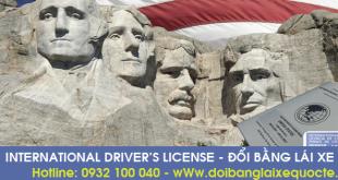 Đổi bằng lái xe quốc tế tại Tây Ninh