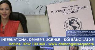 Đổi bằng lái xe quốc tế tại Kon Tum