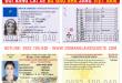 Đổi bằng lái xe Bồ Đào Nha sang Việt Nam