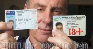Hướng dẫn chuyển đổi bằng lái xe New Zealand sang bằng Việt Nam cấp tốc - Hotline/ Zalo/ Viber: 0932.100.040