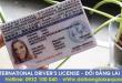 Địa chỉ chuyển đổi gplx ô tô quốc tế cấp tốc qua mạng - Hotline/ Zalo/ Viber: 0932 100 040