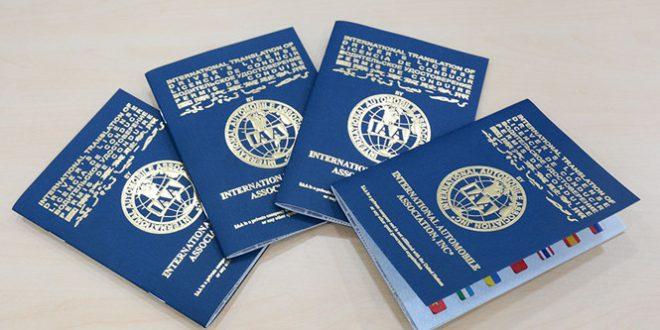 Đổi giấy phép lái xe quốc tế IAA