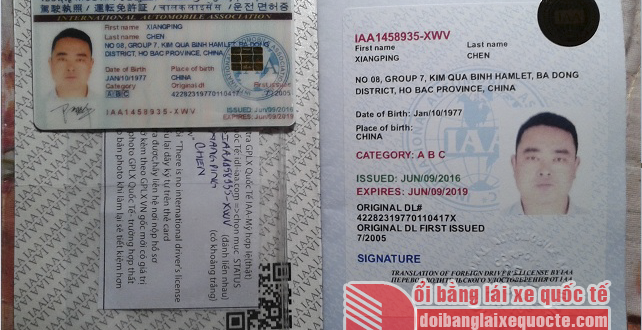 Hướng dẫn thủ tục gia hạn giấy phép lái xe quốc tế qua mạng