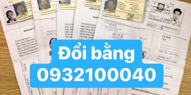 Hướng dẫn thủ tục gia hạn giấy phép lái xe của người nước ngoài hết hạn