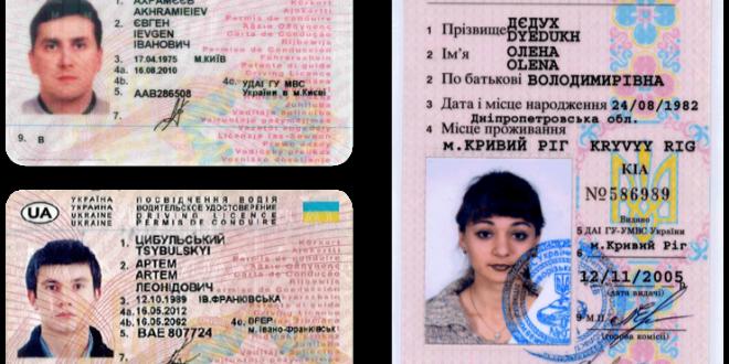 Hướng dẫn thủ tục – Cách đổi bằng lái xe Nga sang Việt Nam qua mạng